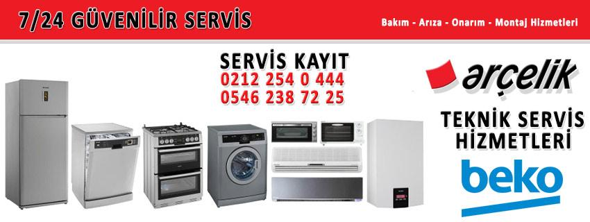 Beşiktaş Arçelik Teknik Servisi